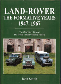 Land-Rover, the Formative Years 1947-1967