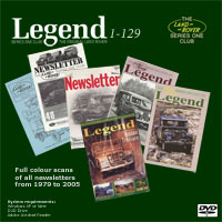 LRSOC Newsletters 1-129 on DVD