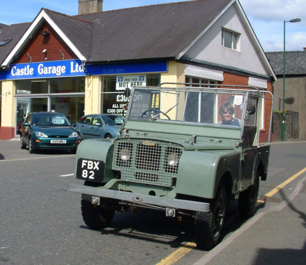 Land rover series one club 1949 8665556 for Garage land rover nancy