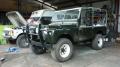 """86"""" Land Rover"""