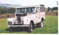 1957 with Safari Roof South Africa