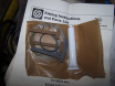 Rear seal kit