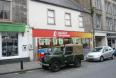 Returned home - outside original dealer site in Hawick