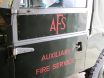 Home Office Land Rover SXF AFS Auxiliary Fire Service 1958