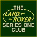 Land Rover Series One Club Logo